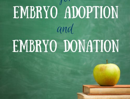 Embryo Adoption (Embryo Donation) Academy