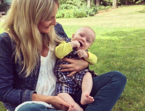 "Embryo Donation – Meeting ""Him"" – My Genetic Son"