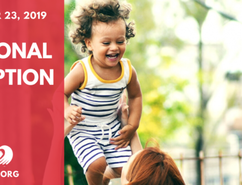 November 23, 2019 National Adoption Day
