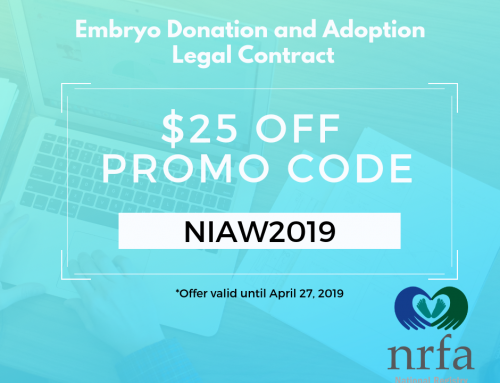Embryo Legal Contract Promotion